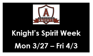 Knight Spirit Week